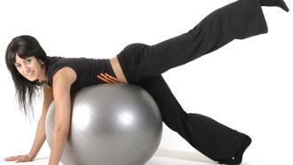 exercices pour affiner l'extérieur des cuisses
