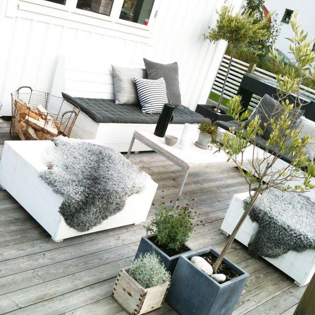 aménager une terrasse, aménagement terrasse,