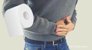 Antidiarrhéique naturel contre la diarrhée