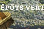 Anti dépôt vert et taches vertes sur bois