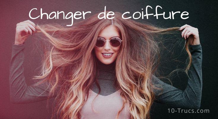 changer de coiffure