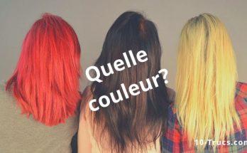 choisir sa couleur de cheveux en fonction de