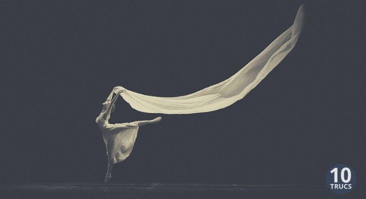 comment devenir une danseuse professionnelle