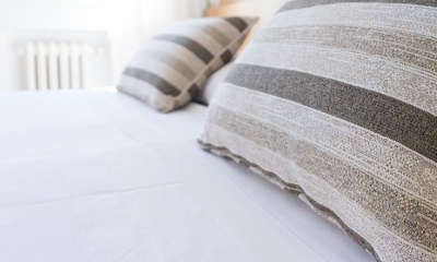 drap blanc comme anti punaise de lit