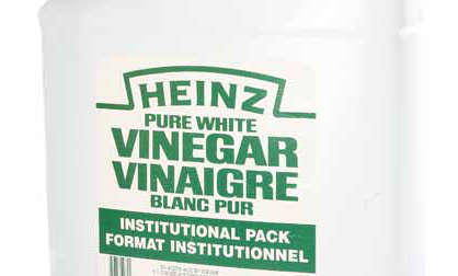 enlever l'odeur de tabac avec du vinaigre blanc