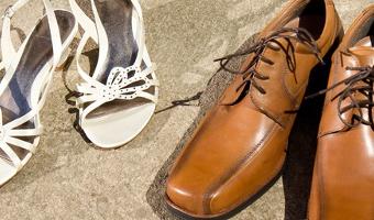 entretien chaussures de cuir, bottes de cuir,