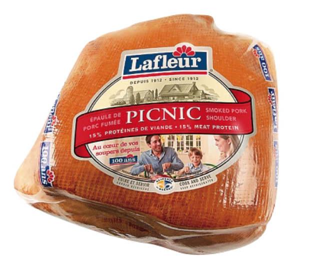 cuisson du jambon picnic