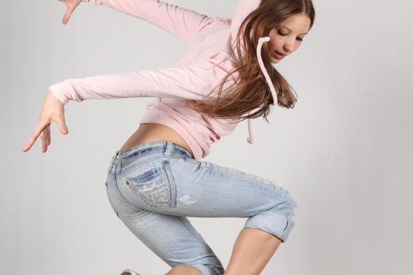 danse fesse, danser pour maigrir,