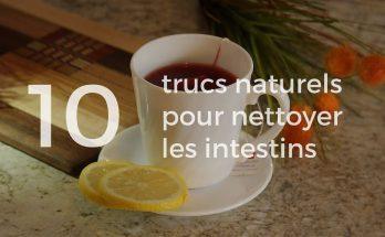 Comment nettoyer les intestins