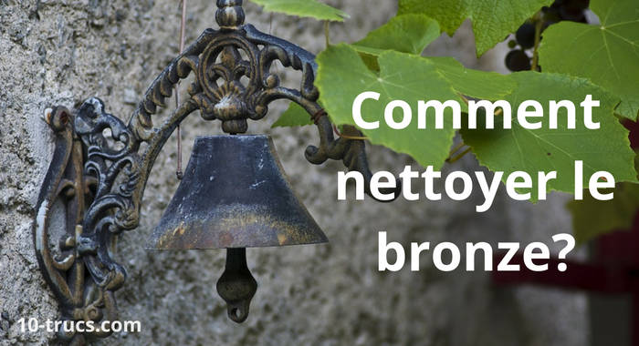 nettoyer le bronze