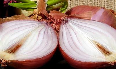 Remède avec un oignon pour soigner une piqûre de guêpe