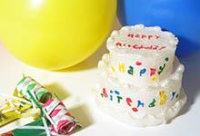 organiser fête anniversaire, fête d'anniversaire,
