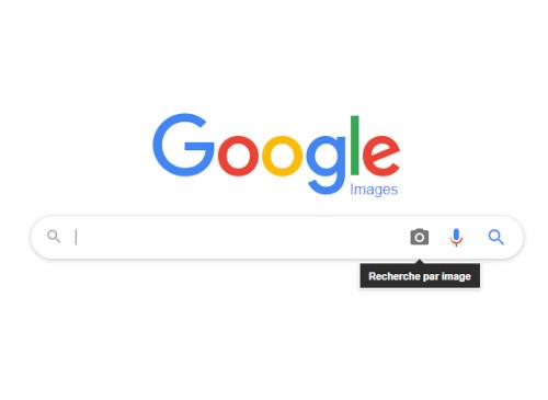 truc pour rechercher une personne avec une photo dans Google Image