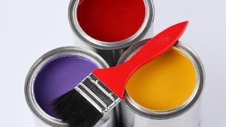 réussir peinture murs, peindre les murs, peinturer les murs,