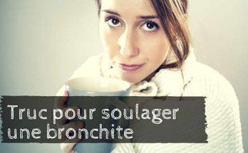 soigner une bronchite
