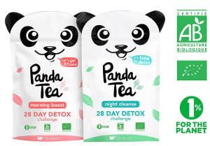 Tea Detox Panda