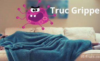 trucs et remèdes contre la grippe