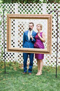Cadre géant pour photobooth