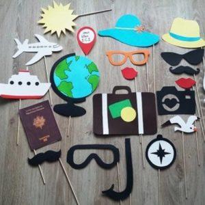 Accessoires pour photobooth