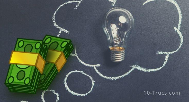 Les meilleurs idées pour se faire de l'argent