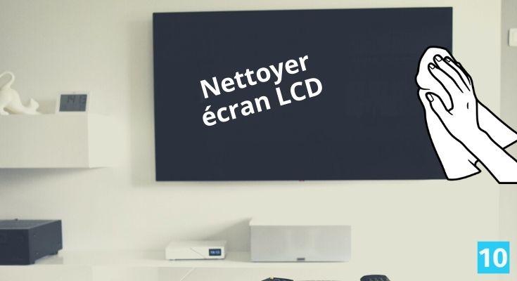Astuce pour nettoyer un écran TV LCD, LED et OLED