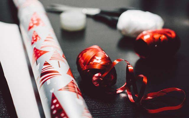 idée pour emballer les cadeaux de Noël