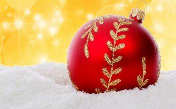 faire ses boules de Noël