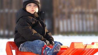 manteau hiver enfant, choisir un manteau d'hiver,