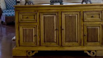retaper un meuble, peinturer un meuble,