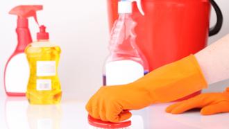 garder la maison propre, avoir une maison propre,