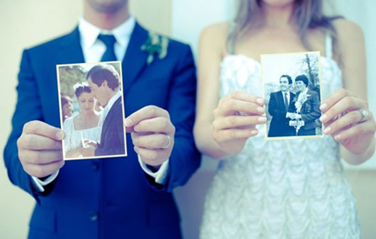 photo souvenir mariage, idée photo mariage,