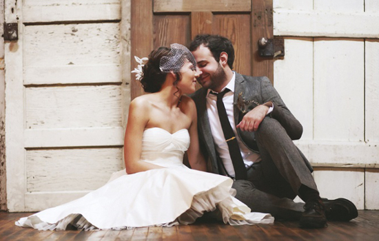 photo de mariage simple, photo de mariage romantique,