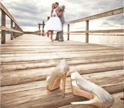 magnifique photo de mariage, idée belle photo de mariage,