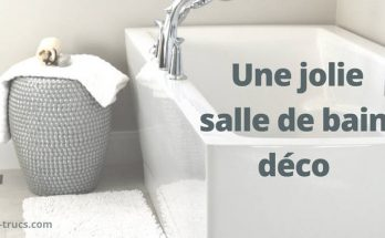 salle de bain déco et relaxante