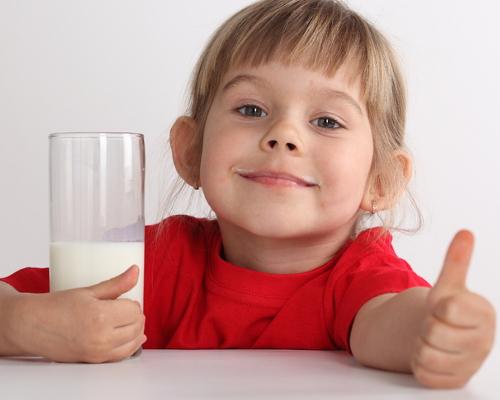 boire du lait, calcium dents, lait dent,
