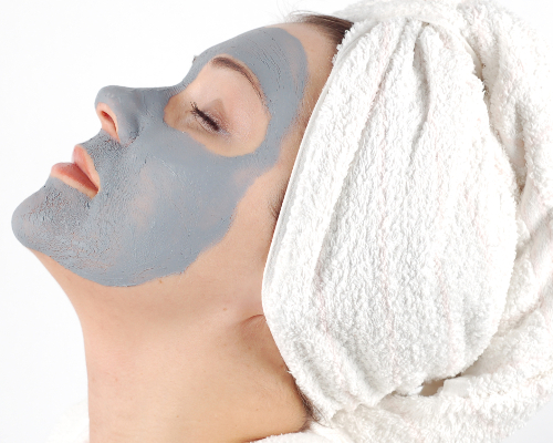 nettoyer le visage, nettoyant visage, exfoliation visage,