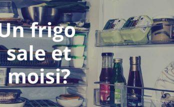 Comment nettoyer un frigo sale et moisi