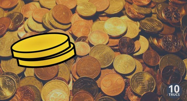 Comment nettoyer des pièces de monnaie