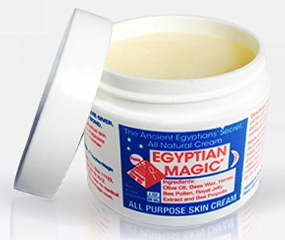 crème pour la peau Egyptian Magic