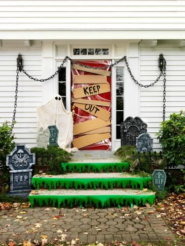 décoration halloween, décorer halloween,