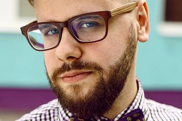 avoir une belle barbe, longue barbe,