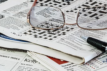 papier journal, vieux journaux,