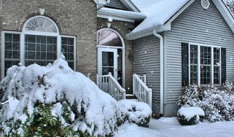 préparer maison pour l'hiver, arrivé de l'hiver,