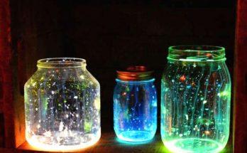 fabriquer une lampe fluorescente