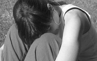ne plus êtes triste, avoir de la peine,