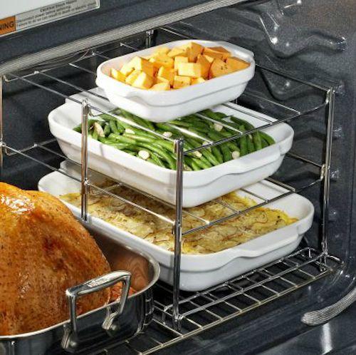 cuire plusieurs plats, rack pour le four,