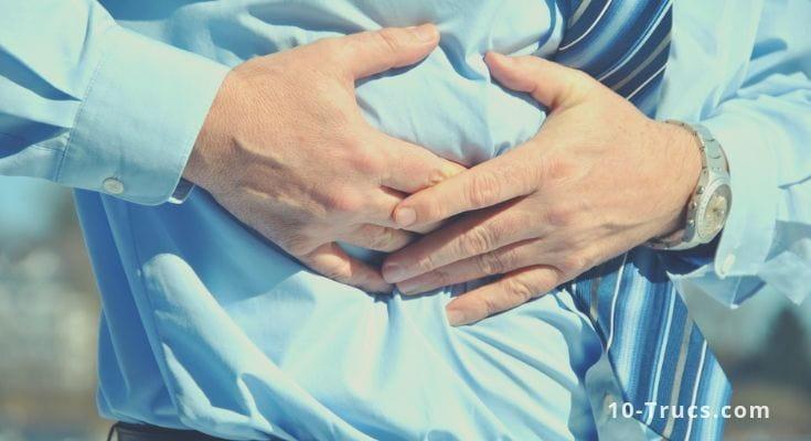 Remèdes contre les crampes abdominales