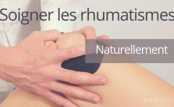 soigner les rhumatismes naturellement