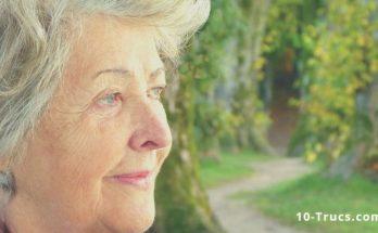 enlever les taches de vieillesse sur le visage