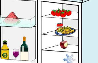 organiser son réfrigérateur, organisation réfrigérateur,